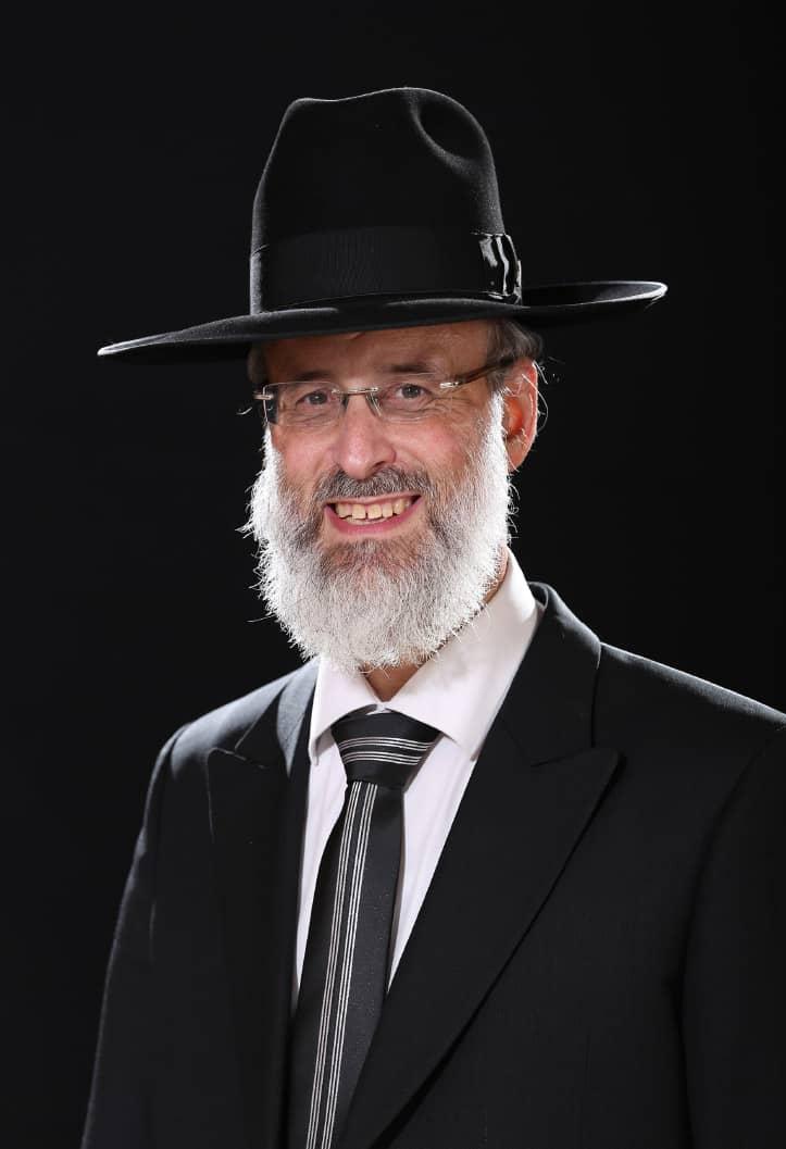תמונה הרב בן ציון מאיר - מנהל החברה, בעלים ומייסד
